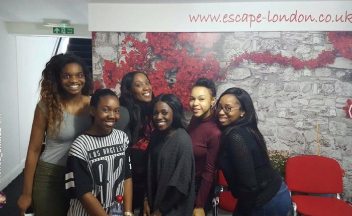 Escape Rooms 👽🕵🏾♀️